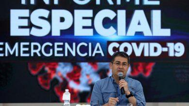 Photo of President of Honduras Tests Positive for Coronavirus