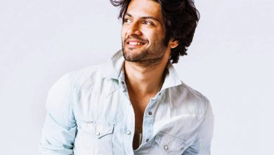 Photo of Ali Fazal reconnects with former teacher to host webinar