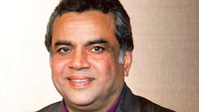 Photo of Bollywood's Paresh Rawal says call actors 'entertainers', not 'heroes'