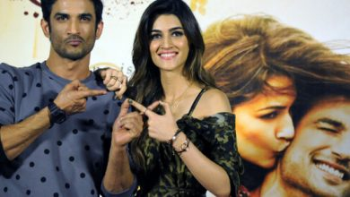 Photo of 'Part of my heart has gone with you': Kriti Sanon remembers co-star Sushant Singh Rajput