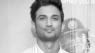 Photo of Sushant Singh Rajput bought land on the moon
