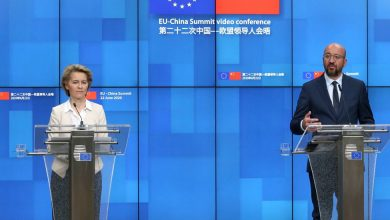 Photo of Betraying Frustration with China, E.U. Leaders Press for Progress on Trade Talks