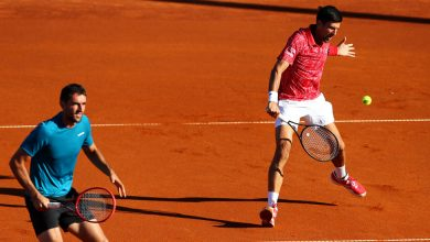 Photo of After Virus Tests, Djokovic Is Criticized for Holding Exhibition