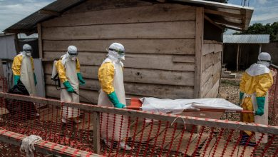 Photo of Ebola Outbreak in Congo Is Over, W.H.O. Says