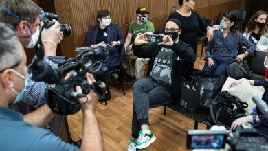 Photo of Prominent Russian Director Is Convicted of Embezzlement