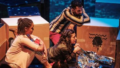 Photo of 'Cartography' theatrical show on refugees to stream in UAE