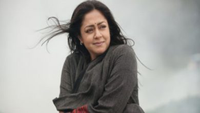 Photo of South Indian star Jyothika talks ageism and women power