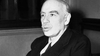 Photo of John Maynard Keynes biography poses questions about big spending today