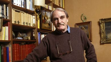 Photo of Jean Raspail, Whose Immigration Novel Drew the Far Right, Dies at 94