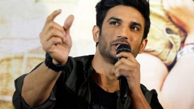 Photo of Video of Bollywood actor Shushant Singh Rajput dancing with school kids goes viral