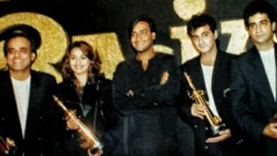Photo of Madhuri Dixit, Sanjay Kapoor get nostalgic as 'Raja' clocks 25 years