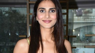 Photo of Vaani Kapoor on her favourite roles
