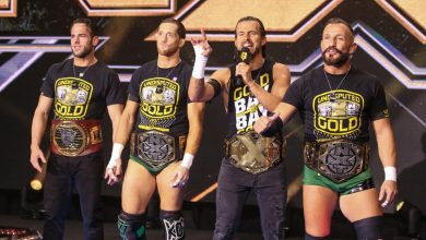 Photo of Adam Cole vows dominance at NXT TakeOver: In Your House