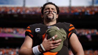 Photo of Baker Mayfield: Cleveland Browns QB plans to kneel next season