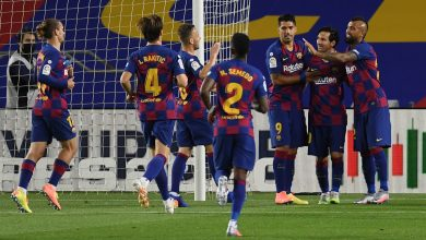 Photo of Barcelona 2, Leganes 0: Messi, Ansu Fati score in Camp Nou return