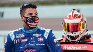 Photo of Bubba Wallace feels 'relieved' FBI didn't reveal hate crime
