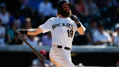 Photo of Charlie Blackmon, two other Rockies, test positive for COVID-19