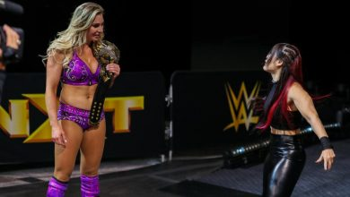 Photo of WWE news: NXT Women's Championship has significant status