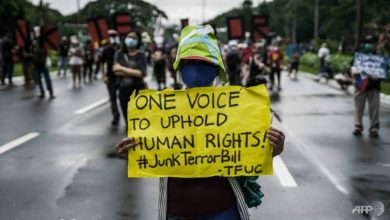 Photo of Philippines must pass anti-terrorism bill to stay off 'grey list', council warns