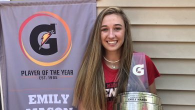 Photo of Emily Mason is Gatorade's Girls Soccer Player of 2019-20