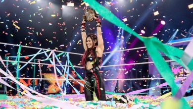Photo of NXT TakeOver: In Your House: Io Shirai crowned as new women's champ