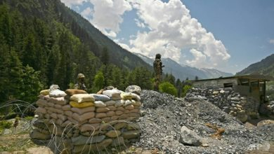 Photo of Fists, stones and clubs: China and India's brutal high altitude, low-tech battle