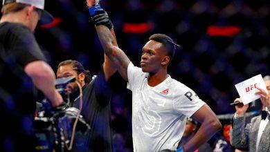 Photo of George Floyd death: UFC champion Israel Adesanya joins protests