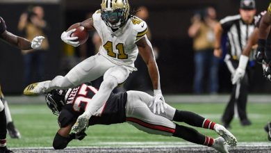Photo of Fantasy Football: Expect Positive TD Regression for Alvin Kamara in a Contract Year