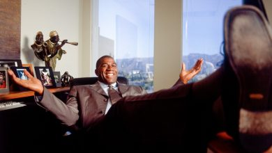 Photo of Magic Johnson: Inside his ambitious plans to become a businessman