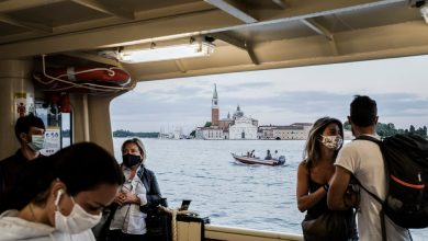 Photo of Venice Glimpses a Future With Fewer Tourists, and Likes What It Sees