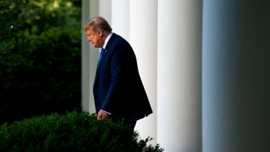 Photo of Embattled at Home, Trump Finds Himself Isolated Abroad, Too
