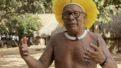 Photo of Paulinho Paiakan, Indigenous Defender of Rainforest, Dies at 67