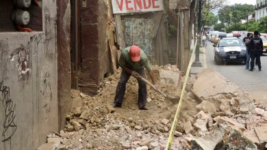 Photo of Earthquake Shakes Mexico, Killing at Least Four