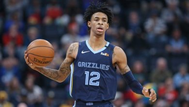 Photo of Ja Morant asks for Robert E. Lee statue near alma mater to be removed