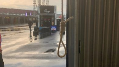 Photo of NASCAR releases photo of noose found in Bubba Wallace's garage