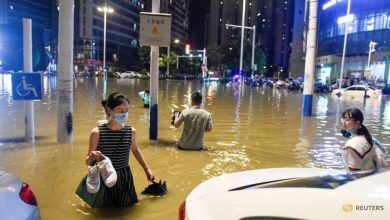Photo of More Chinese regions brace for floods as storms shift east