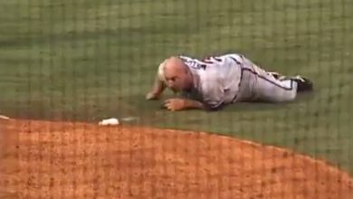 Photo of Phillip Wellman's classic baseball manager ejection (video)