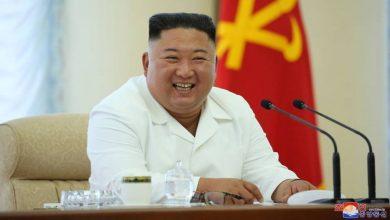 Photo of North Korea's Kim stresses self-sufficient economy at politburo meeting