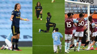 Photo of Premier League returns with familiar themes, solidarity vs racism