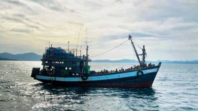 Photo of Malaysia detains nearly 270 Rohingya seeking entry by boat