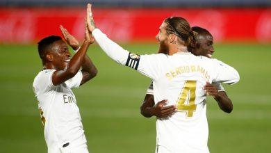 Photo of Sergio Ramos free kick video: Real Madrid star scores vs Mallorca