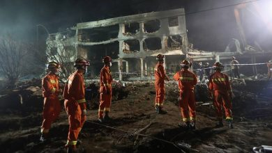 Photo of 18 dead, nearly 200 injured after gas tanker accident in China's Zhejiang
