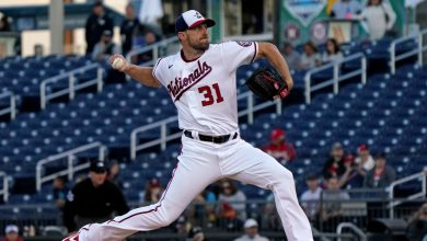 Photo of Max Scherzer injury update: Nats ace leaves start after one inning