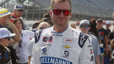 Photo of Dale Earnhardt Jr.: NASCAR driver unsure if he will continue to race