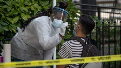 Photo of 9-Day Waits for Test Results Threaten N.Y.C.'s Ability to Contain Virus