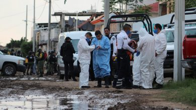 Photo of Mexican Officials Blame Cartel Turf War for Mass Killing