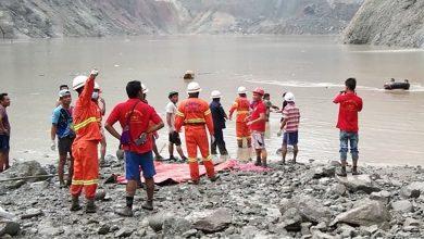 Photo of Myanmar Jade Mine Collapse Kills Over 100