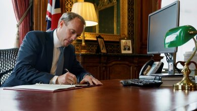 Photo of Britain, Charting Its Own Course on Human Rights, Imposes New Sanctions