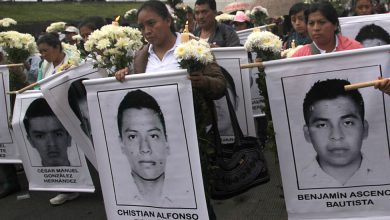 Photo of Bone Fragments in Mexico Identified As One of 43 Missing Students