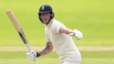 Photo of Ben Stokes, England's man for all sessions, breaks his mould again